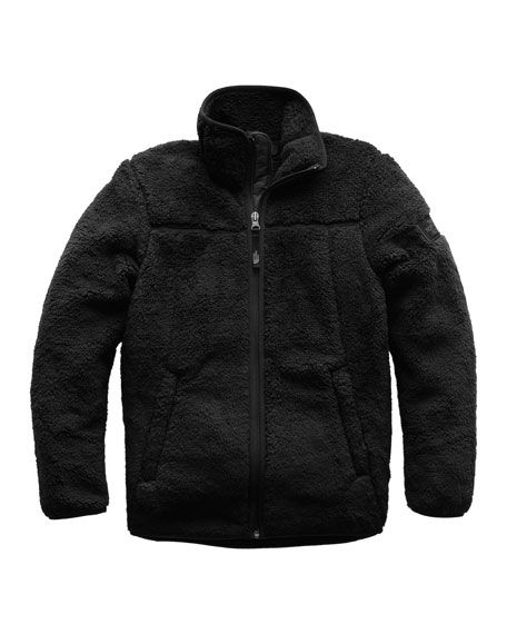 The North Face Campshire Sherpa Fleece Jacket, Size