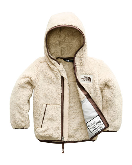 The North Face Campshire Hooded Sherpa Fleece Jacket a7896d2a0010