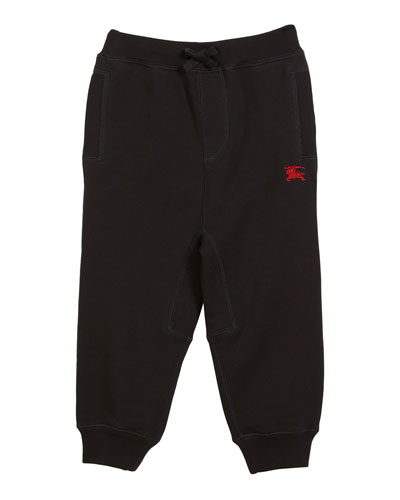 Pedro Drawstring Sweatpants, Size 3-14