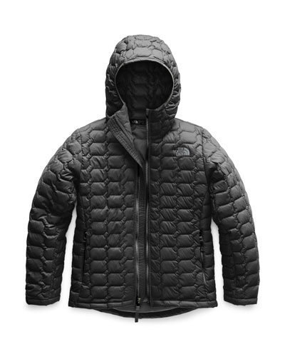 Quilted ThermoBall Hooded Jacket, Size XXS-XL