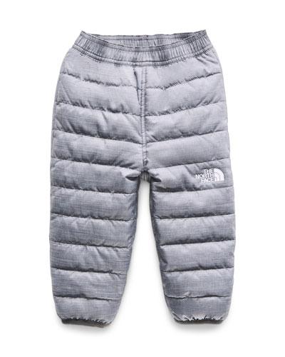 Perrito Reversible Taffeta Pants, Size 6-24 Months