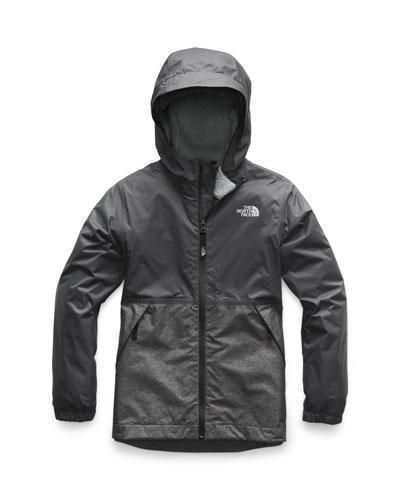Warm Storm Hooded Jacket, Size XXS-XL