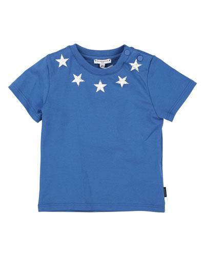 Star Logo Short-Sleeve Tee, Size 12-36 Months