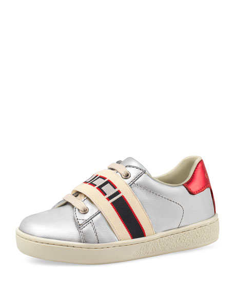 b092e027eda Gucci Kids  Apparel   Tennis Shoes   Sneakers at Bergdorf Goodman