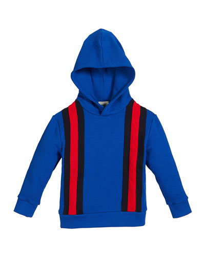 a6bfd4a2ece Double Web Trim Hoodie Size 4-12