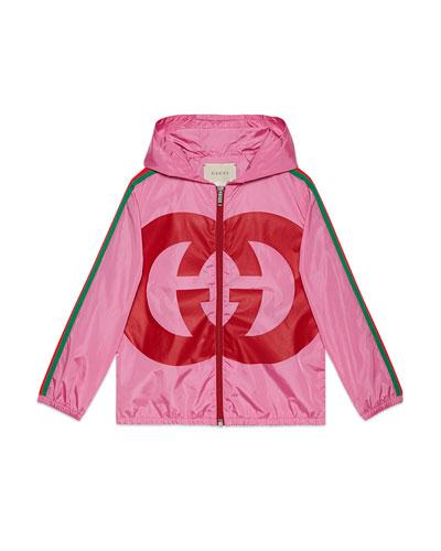 Parachute GG Jacket  Size 4-12