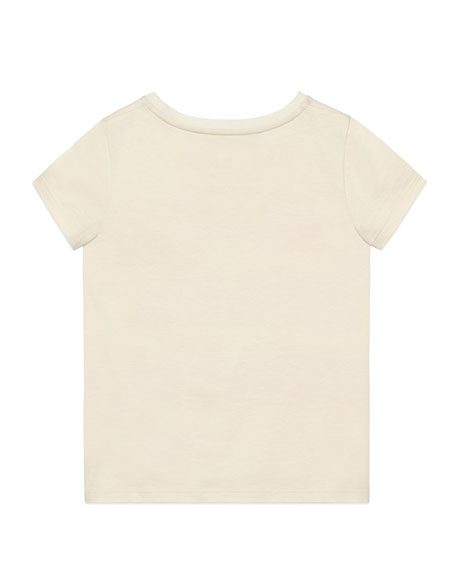Loved Short-Sleeve T-Shirt, Size 4-10