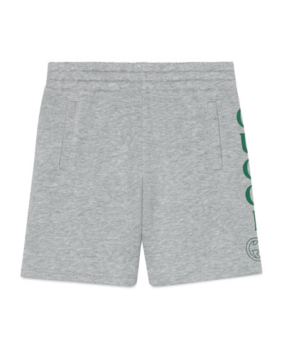 Logo Athletic Shorts  Size 4-10