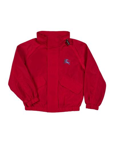 Easton Jacket w/ Pack Away Hood  Size 3-14