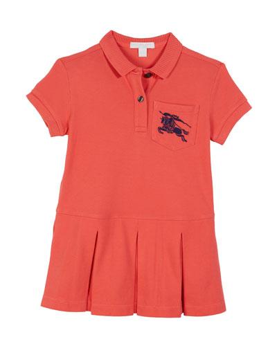 Demelza Knit Polo Dress  Size 3-14