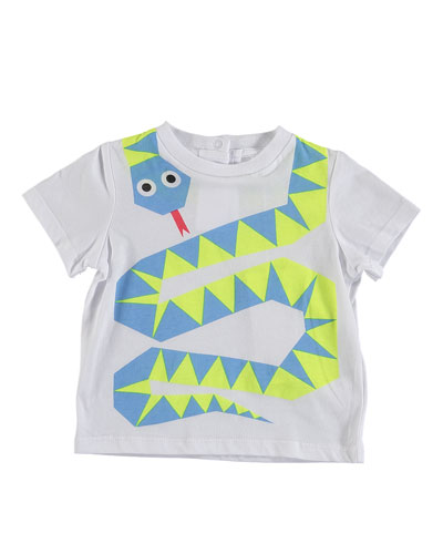 Slithering Snake Graphic Tee, Size 12-36 Months