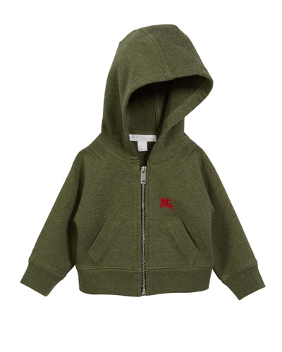 Gunther Zip-Up Hooded Jacket, Size 6M-2