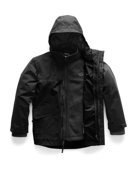 The North Face Gordon Lyons Triclimate Waterproof Jacket,