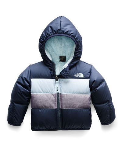 Moondoggy 2.0 Colorblock Hooded Jacket, Size 6-24 Months