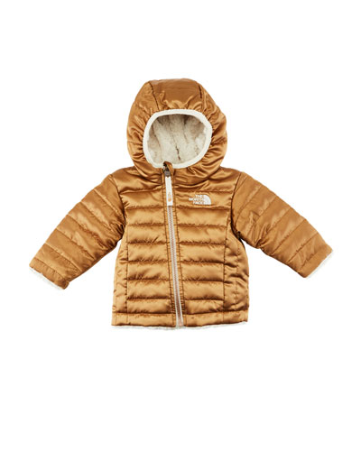 Reversible Mossbud Swirl Jacket, Size 6-24 Months