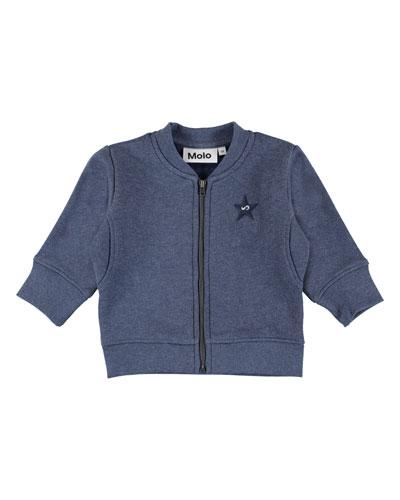 Derek Zip-Up Jacket  Size 6-24 Months