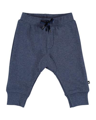 Stan Knit Drawstring Sweatpants  Size 6-24 Months