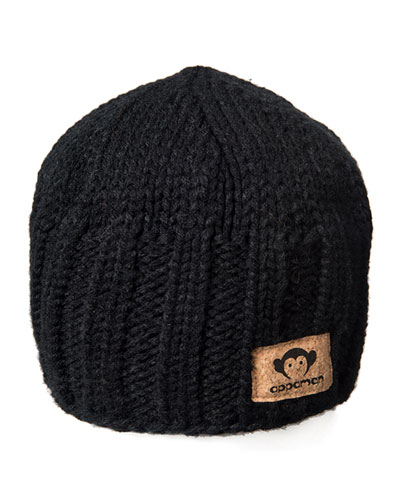 Boys' Rocky Knit Beanie Hat