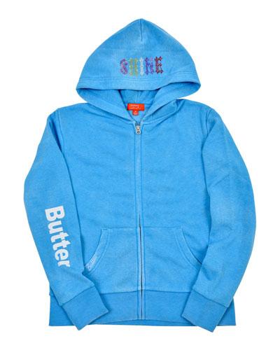 Sunshine Zip-Up Jacket  Size S-XL