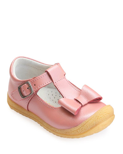 Emma Bow T-Strap Mary Jane  Baby/Toddler/Kids