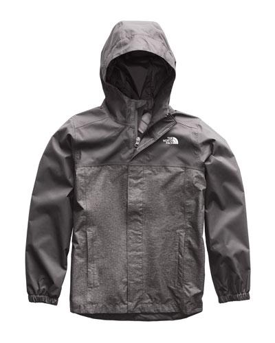 Resolve Reflective Hooded Jacket  Size XXS-XL