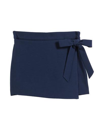 Florence Wrap Skort  Size 7-16