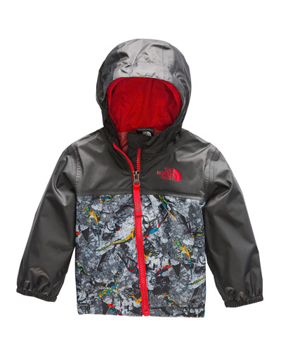 a0eb95097184 Promotion Zipline Printed Rain Jacket Size 18-24 Months Quick Look. The  North Face