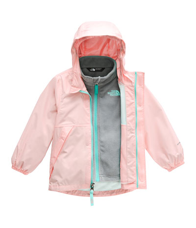 Stormy Rain Triclimate Jacket  Size 2-4T