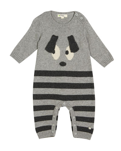 Roxy Bunny Intarsia Coverall  Size 0-18 Months
