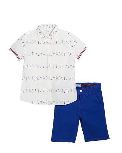 572e45cecf Boys' Clothing & Shoes : Polo Shirts & Tennis Shoes at Bergdorf Goodman