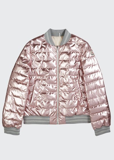 adc21eb86 Sizes 7-14 Girls  Outerwear   Puffer Coats   Vests at Bergdorf Goodman