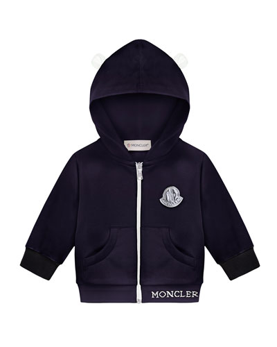 Moncler Kid s Clothing   Sweaters   Dresses at Bergdorf Goodman 57b89a95774