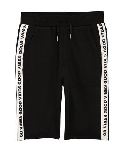 Boys' Good Vibes Shorts  Size S-XL