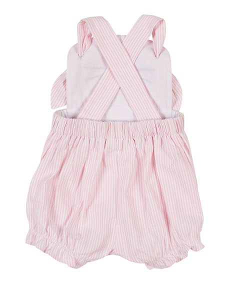 Hop To It Bunny Romper, Size 3-18 Months