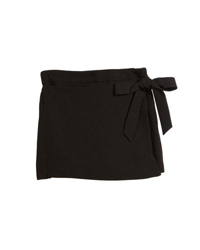 Florence Side Tie Skort  Size 7-16