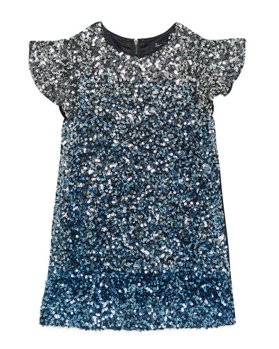 Selma Ombre Sequin Dress  Size 8-16