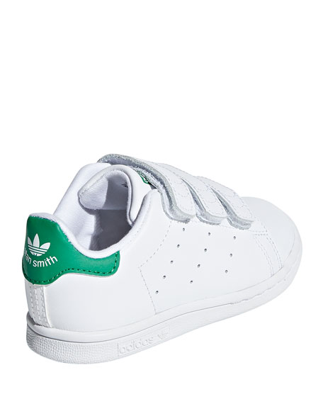 new arrival 2f403 cc373 Kids' Stan Smith Classic Grip-Strap Sneakers Baby/Toddler