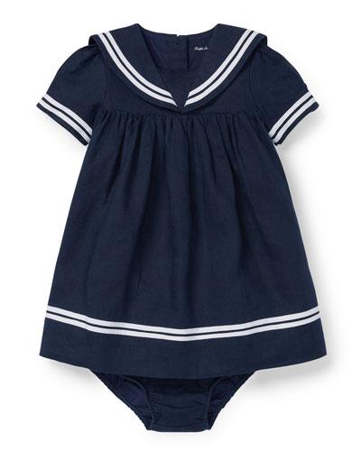 d8d5c4e011c4 Short-Sleeve Sailor Dress w  Bloomers Size 6-24 Quick Look. Ralph Lauren  Childrenswear