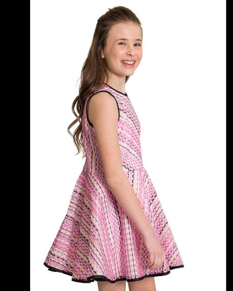 Hadley Crochet Swing Dress, Size 7-16