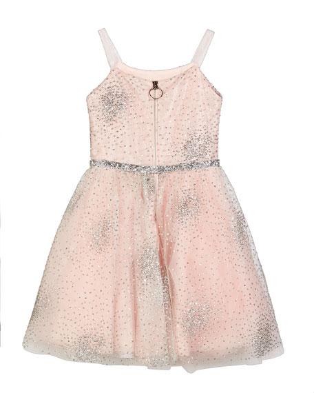 Amelia Sparkle Tulle Party Dress, Size 7-16
