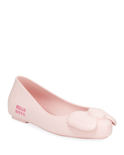 Mel Space Love Hello Kitty Ballet Flats  Toddler/Kids