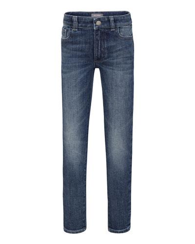 Boys' Zane Super Skinny Jeans  Size 8-18