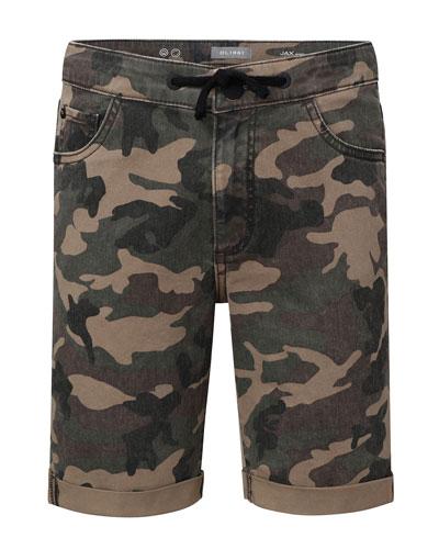 Boys' Jax Camo Utility Shorts  Size 8-18