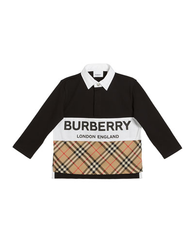 0dc7809eb0 Burberry Kids  Collection   Shirts   Dresses at Bergdorf Goodman