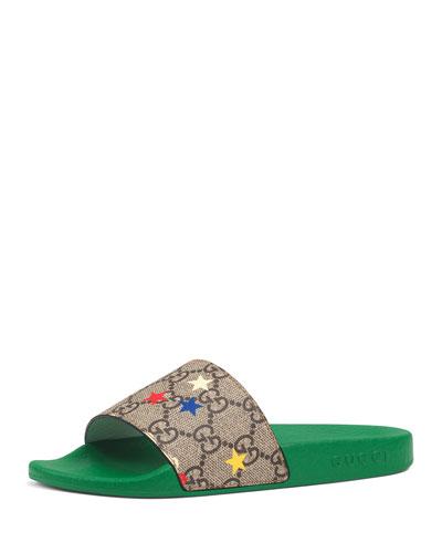 d41714a56 Pursuit Printed Ranch Slide Sandals Toddler/Kids Quick Look. Gucci