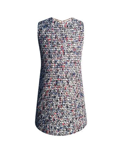 1fa743137cd6 Diamond Tweed Sleeveless Dress Size 2-6 Quick Look. Helena