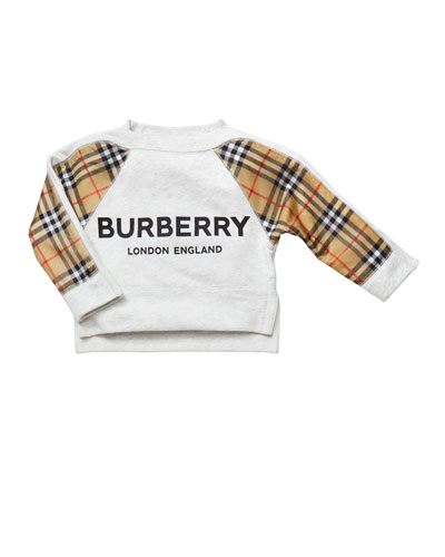 Burberry Kids Collection Shirts Dresses At Bergdorf Goodman