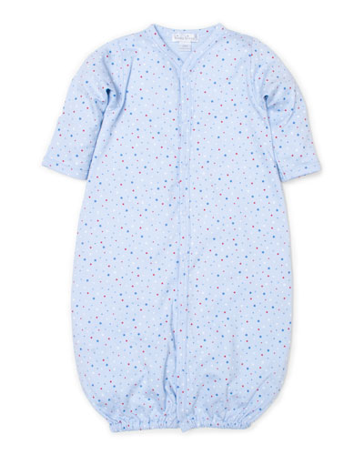 88bc1a647 Dragons Den Printed Convertible Sleep Gown Size Newborn-Small Quick Look. Kissy  Kissy