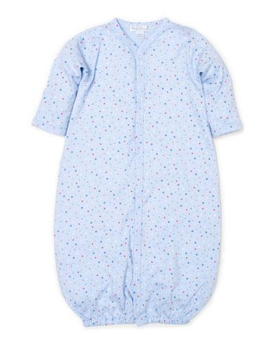 26edec350 Dragons Den Printed Convertible Sleep Gown Size Newborn-Small Quick Look. Kissy  Kissy