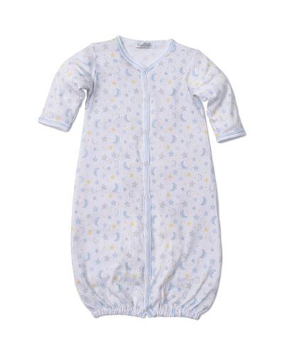 Super Stars Printed Convertible Sleep Gown  Size Newborn-Small